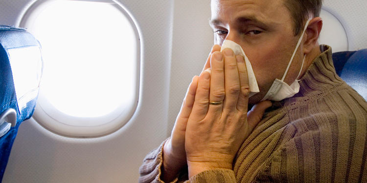 cold-sick-in-airplane
