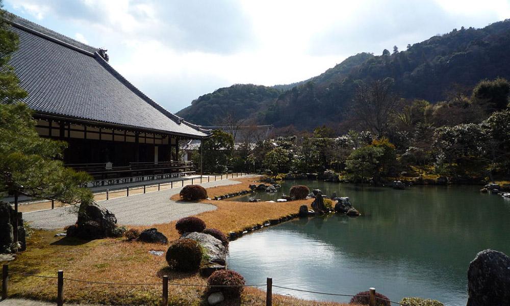 -Tenryuji_Kyoto