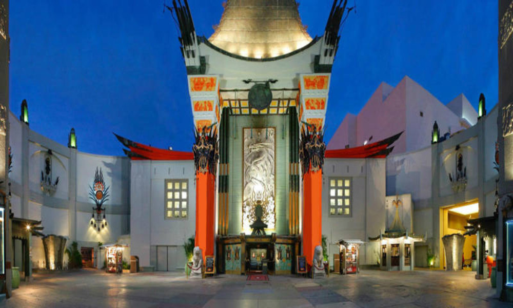 Chinese-Theatres