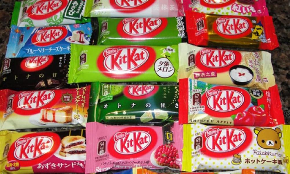 kitkat-flavors