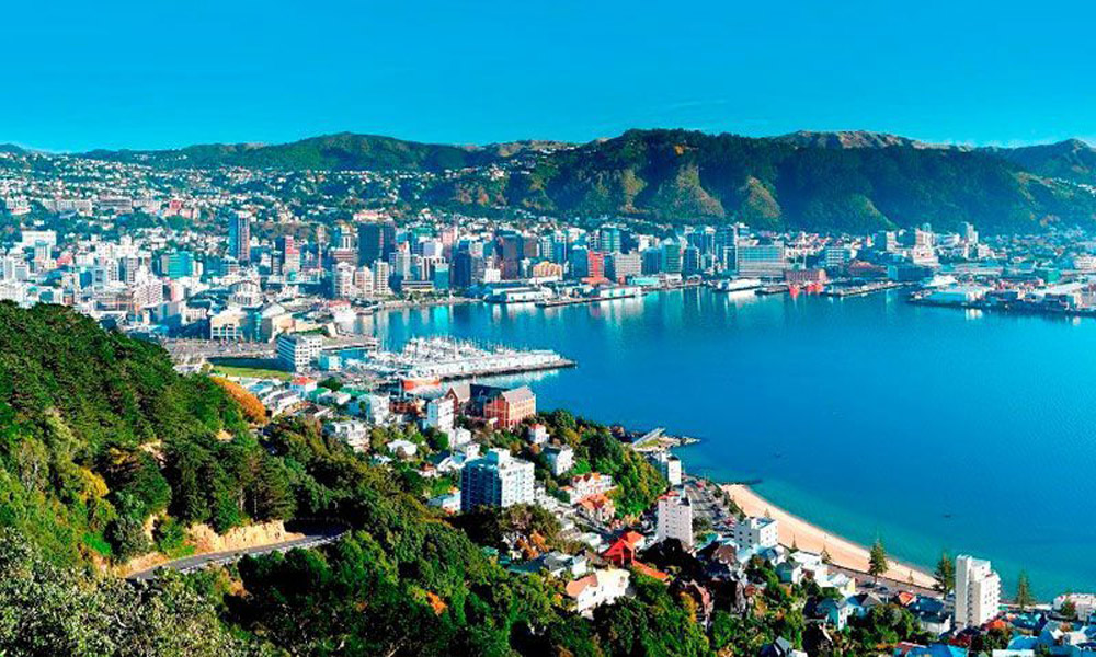 Wellington-New-Zealand