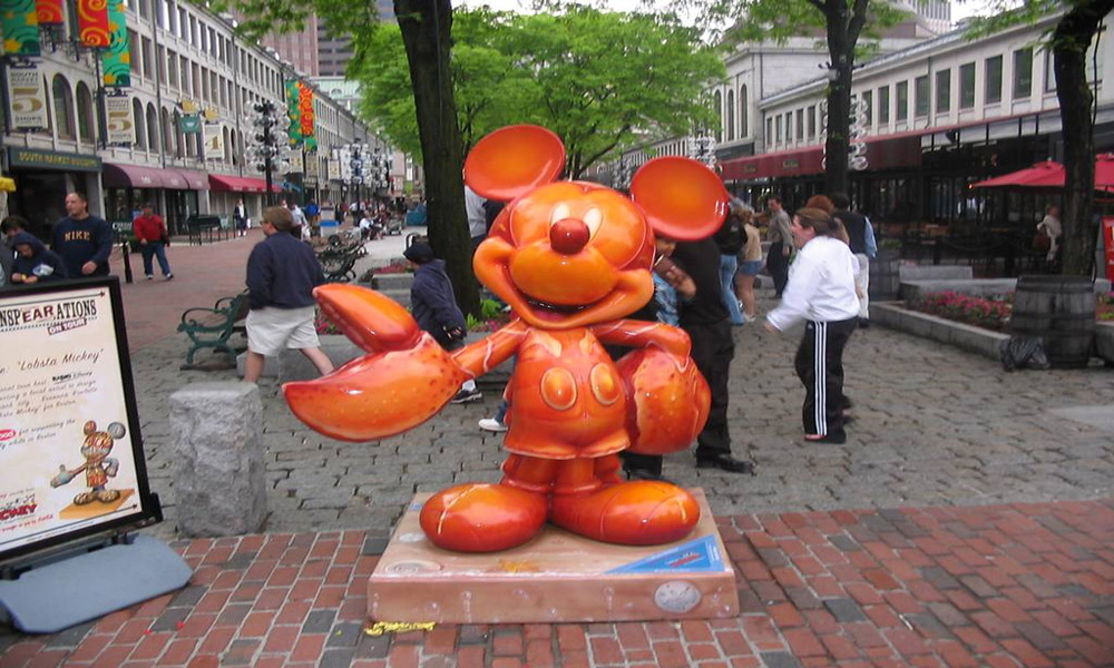 lobster-mickey