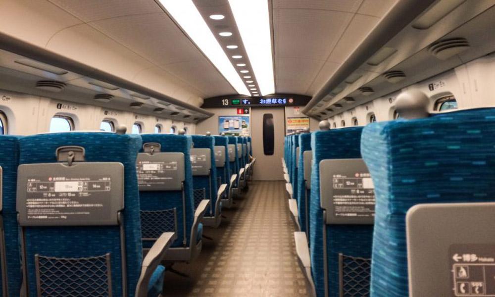 shinkansen-interior
