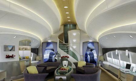 بوئینگ 747-8 VIP