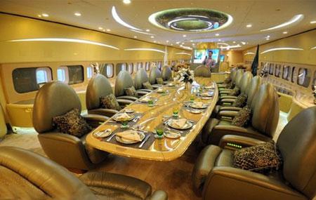ایرباس A380 شخصی سازی شده