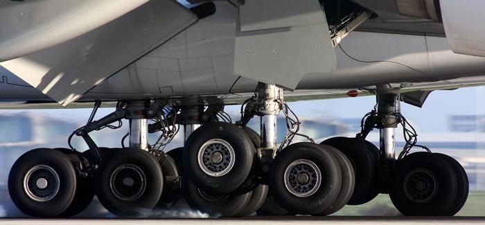 لاستیک های هواپیما