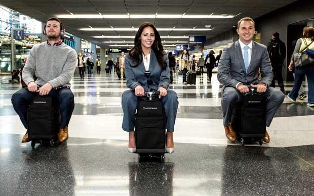 چمدان هوشمند مدوبگ