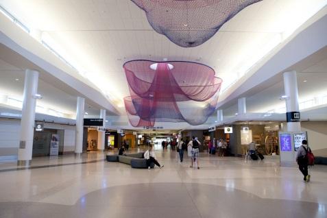 فرودگاه بین المللی سانفرانسیسکو
