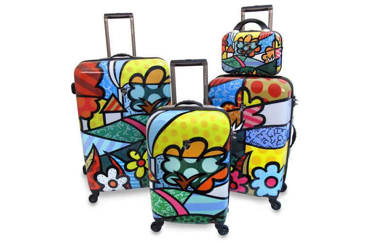 چمدان های خاص و فانتزی
