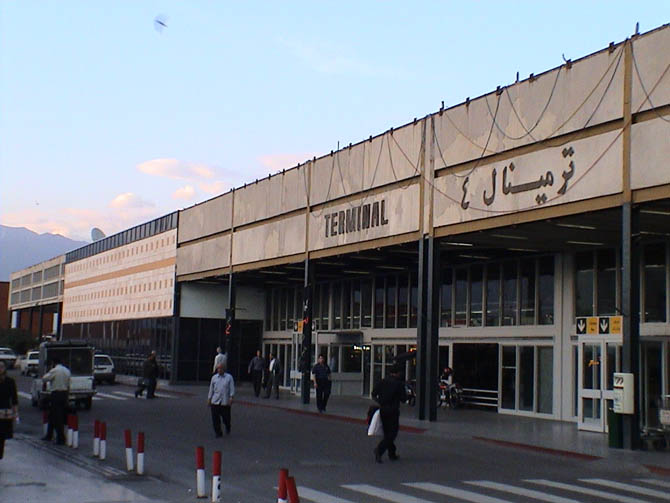 ترمینال فرودگاه