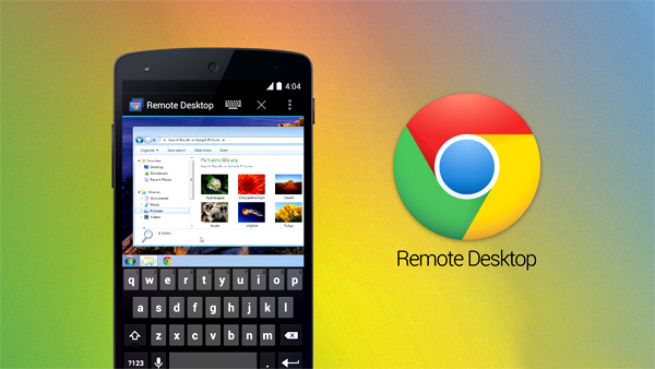 استفاده از Chrome Remote Desktop