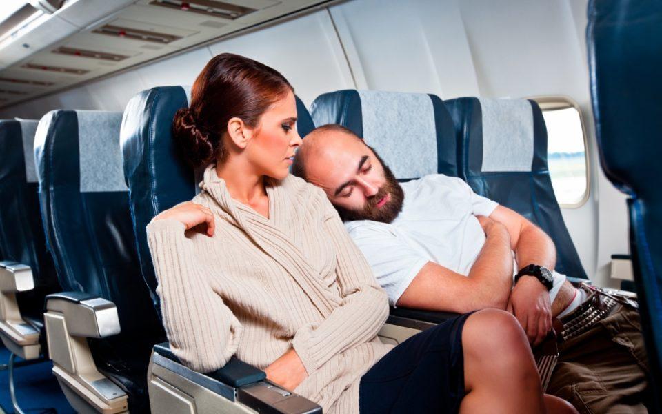 رعایت حریم شخصی در پرواز