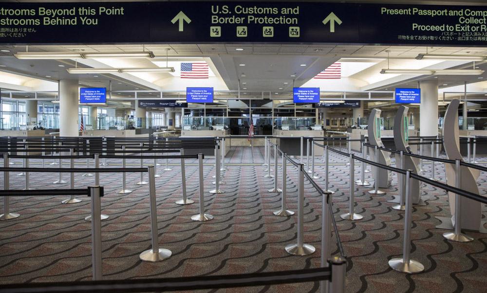 فرودگاه بین المللی میناپولیس سنت پل