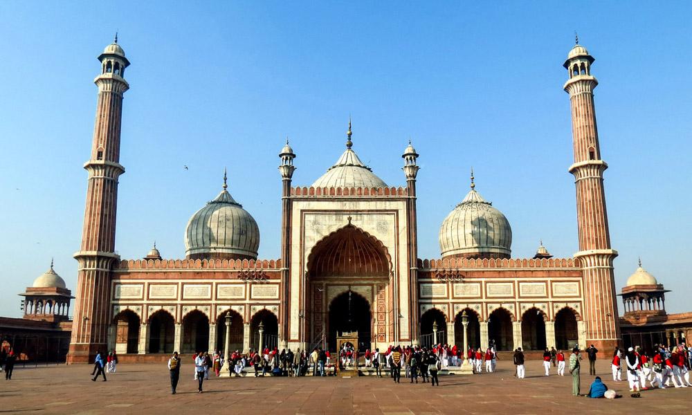 مسجد جامع در هند