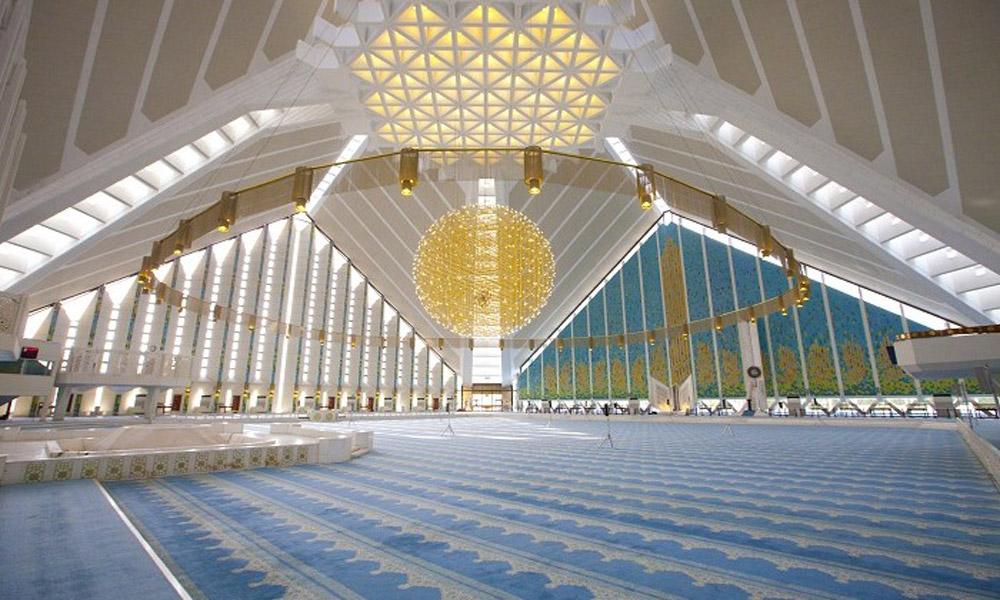 مسجد شاه فیصل در اسلام آباد
