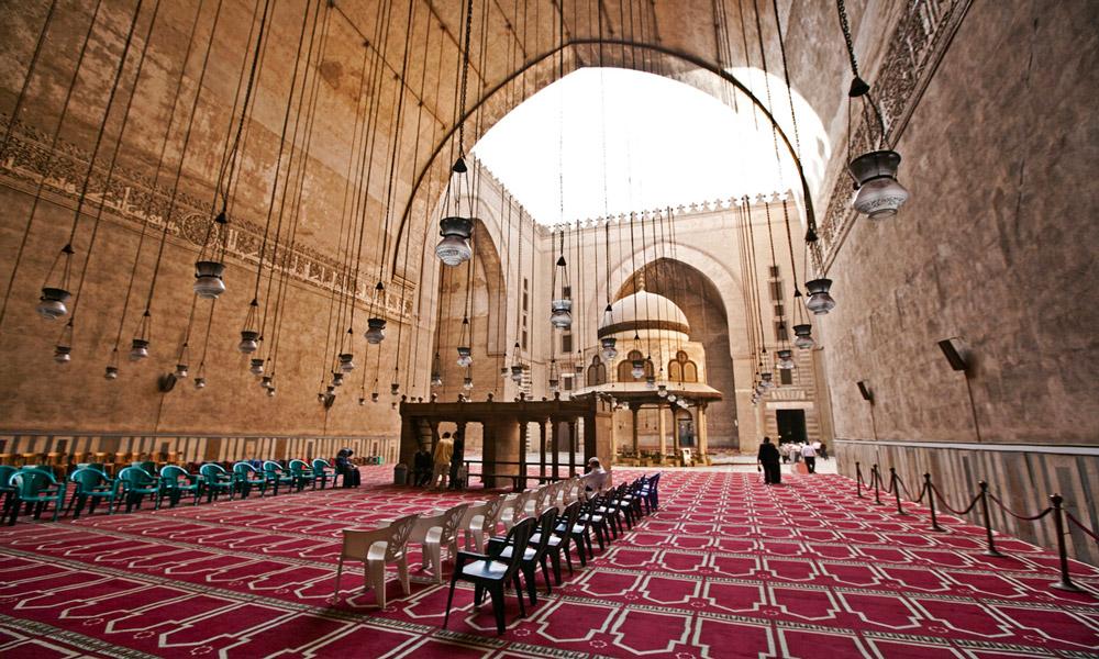 مسجد سلطان حسن در قاهره