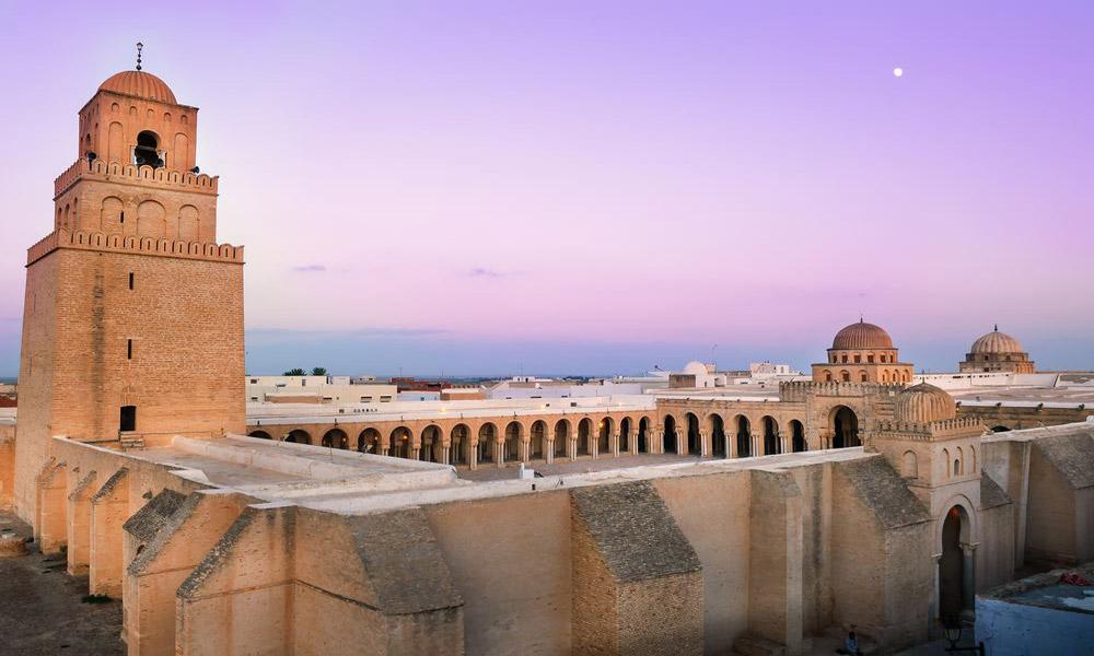 مسجد جامع کایروآن(Kairouan) تونس