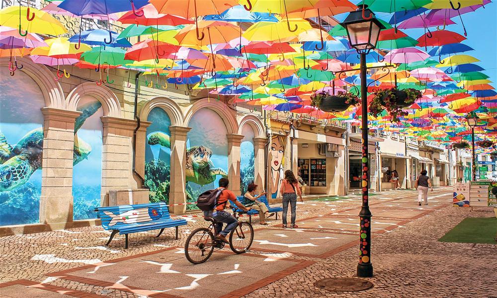 فستیوال هنر AgitAgueda در پرتغال