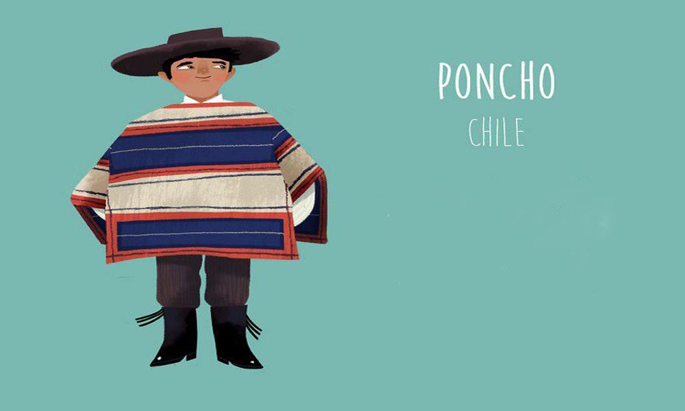 پانچو، شیلی