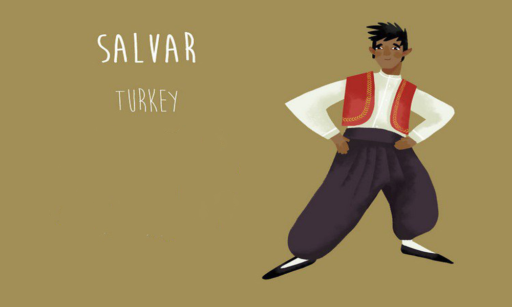 سالوار(Salvar)، ترکیه