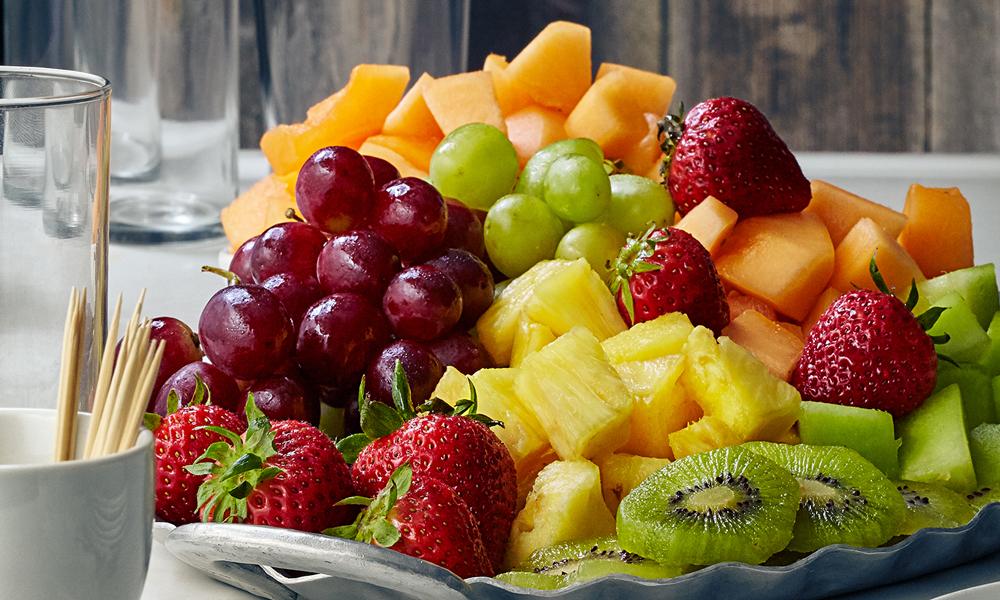 میوه ها و سبزیجات تازه