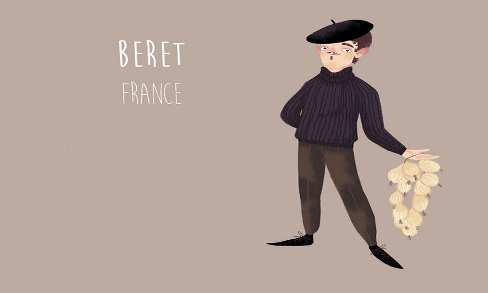 بِرِت(Beret)، فرانسه
