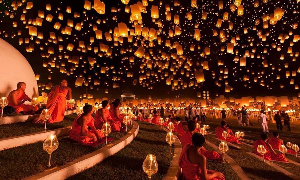 فستیوال فانوس ها در تایوان