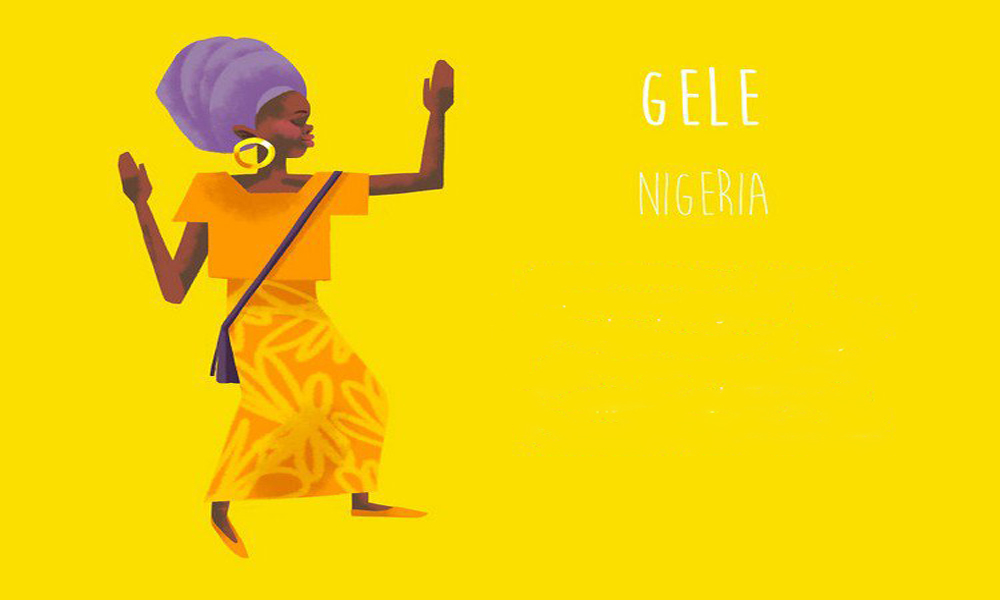 گِل(Gele)، نیجریه