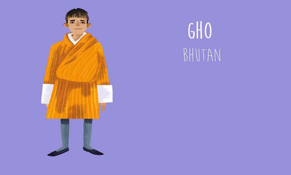 قُو(Gho)، بوتان