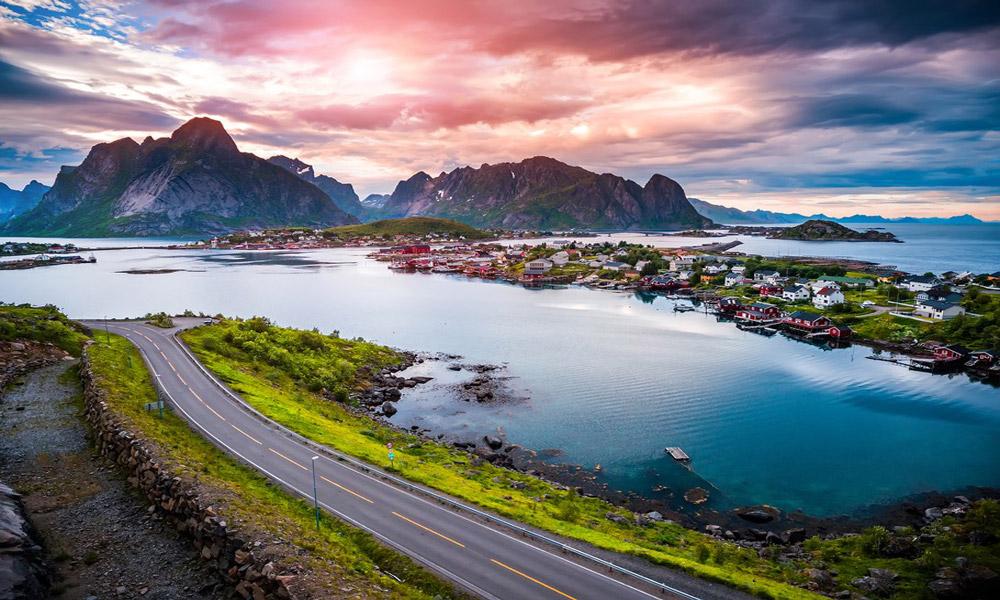 چشم ندازی از نروژ