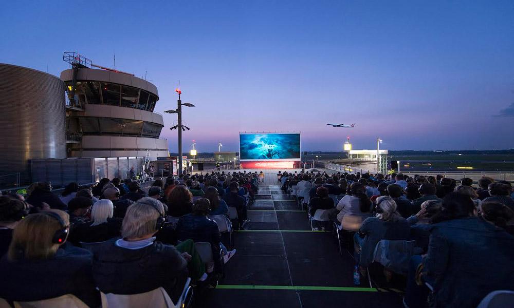 سینما آی مکس IMAX، فرودگاه هنگ کنگ