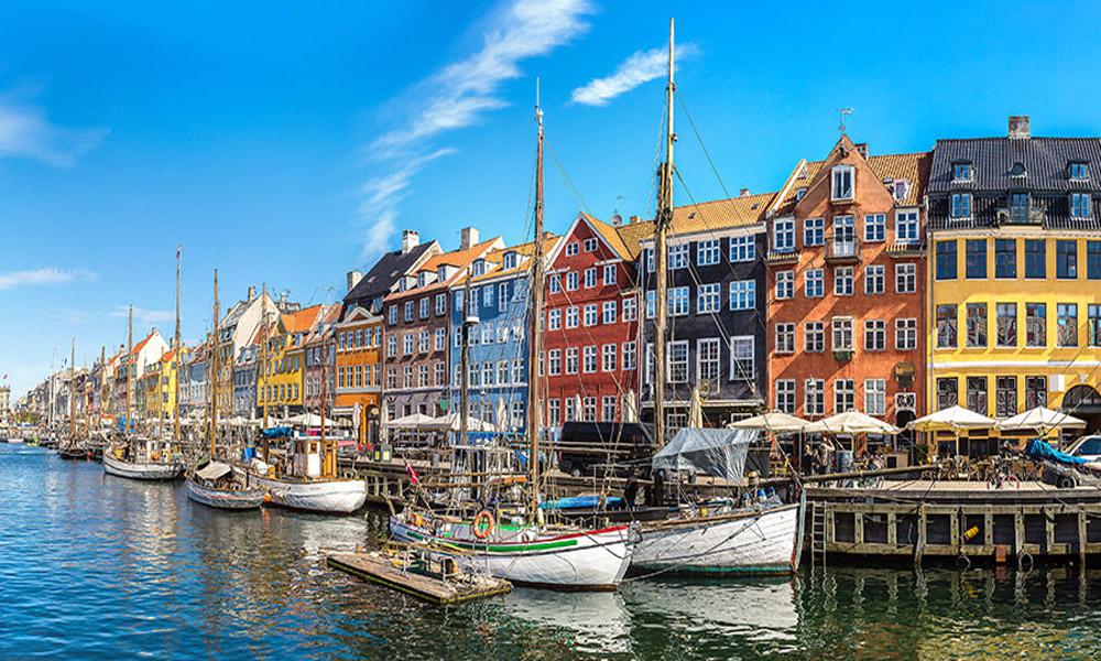 دانمارک سرزمین دان ها