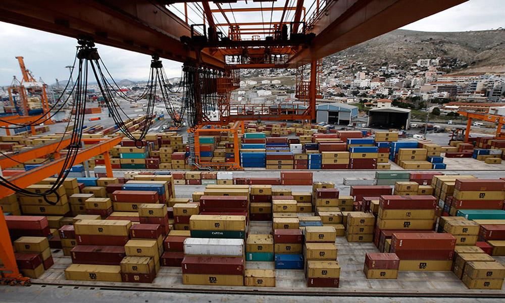 ناوگان کشتیرانی در یونان