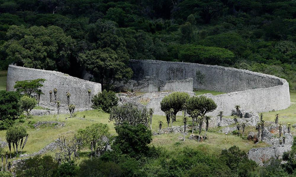دیوارهای زیمباوه بزرگ