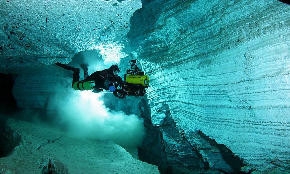 غار اوردا Orda ، پِرم کرای روسیه