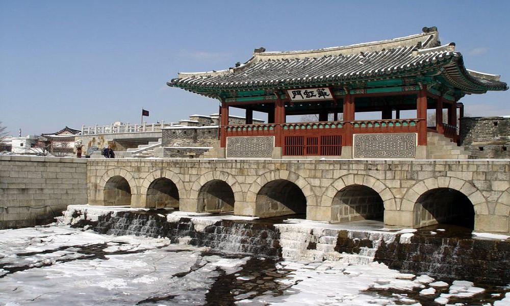 دیوارهای دژ واسِئونگ