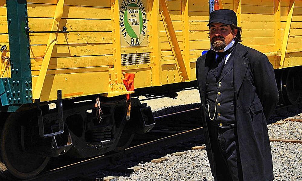 مهندس قطار