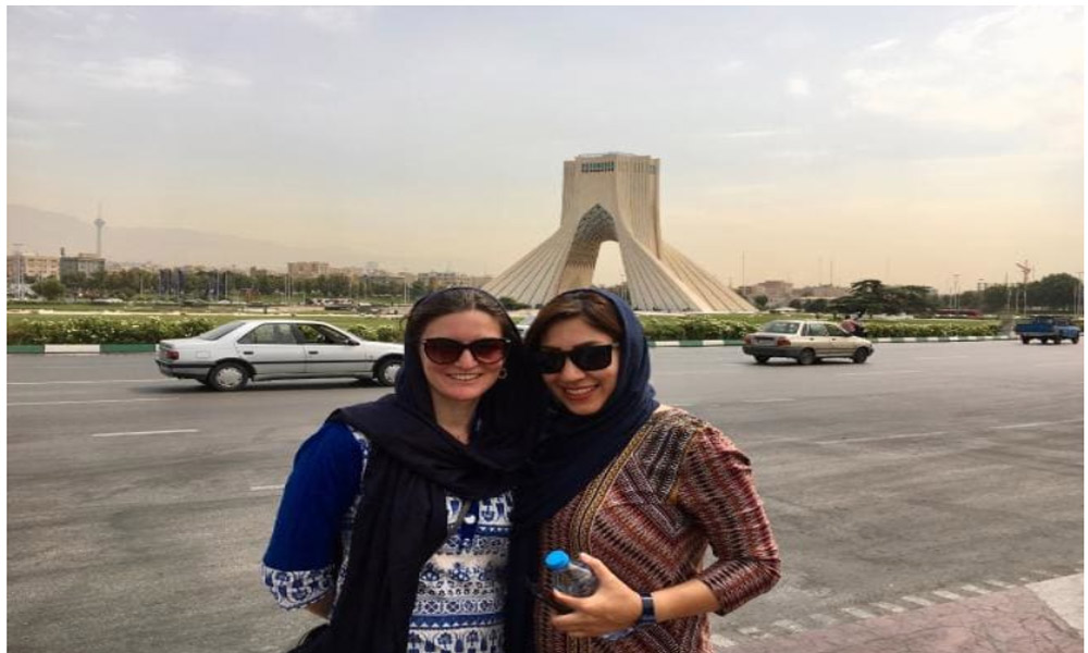 خوش برخوردی ایرانیان