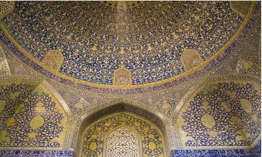 مساجد زیبا در ایران
