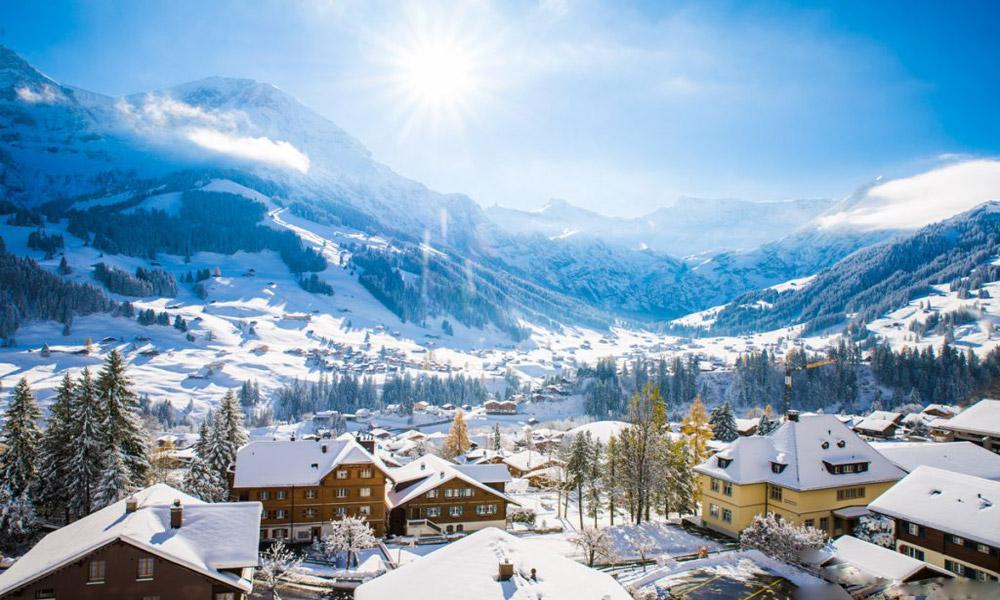 کوهستان های سوئیس