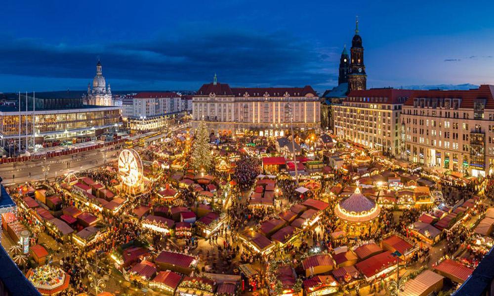 کریسمس در سالزبورگ اتریش