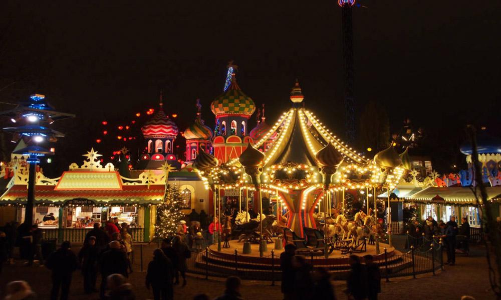 کریسمس در کپنهاگ