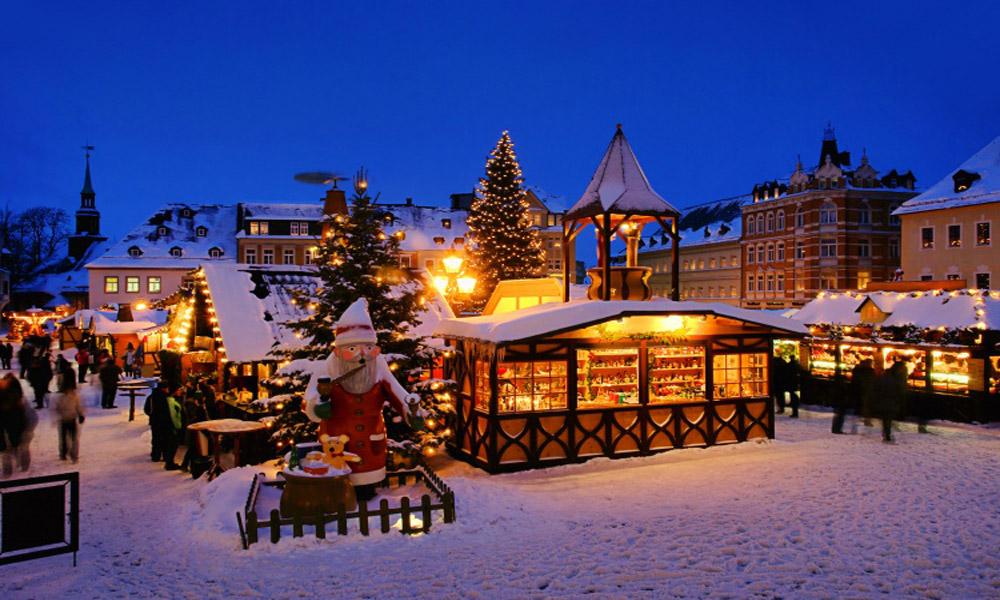 کریسمس در نورنبرگ آلمان