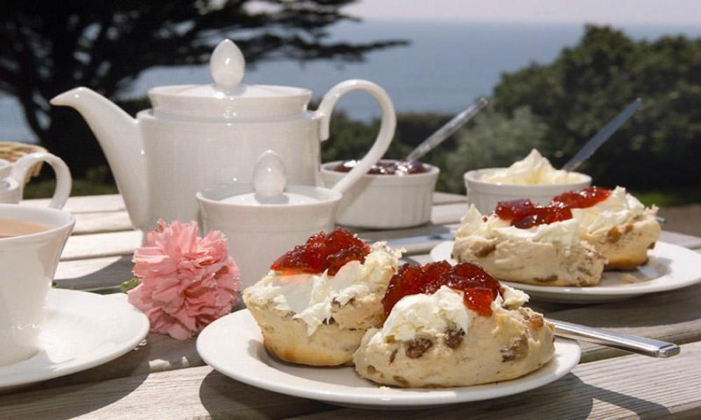 چای بعد از ظهر در انگلیس