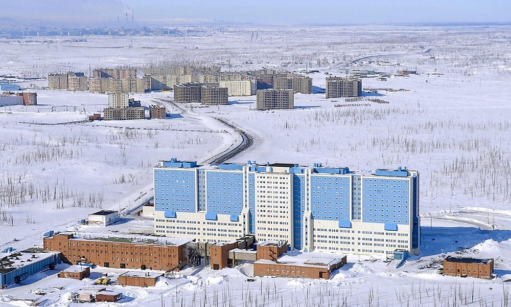 نوریلسک روسیه
