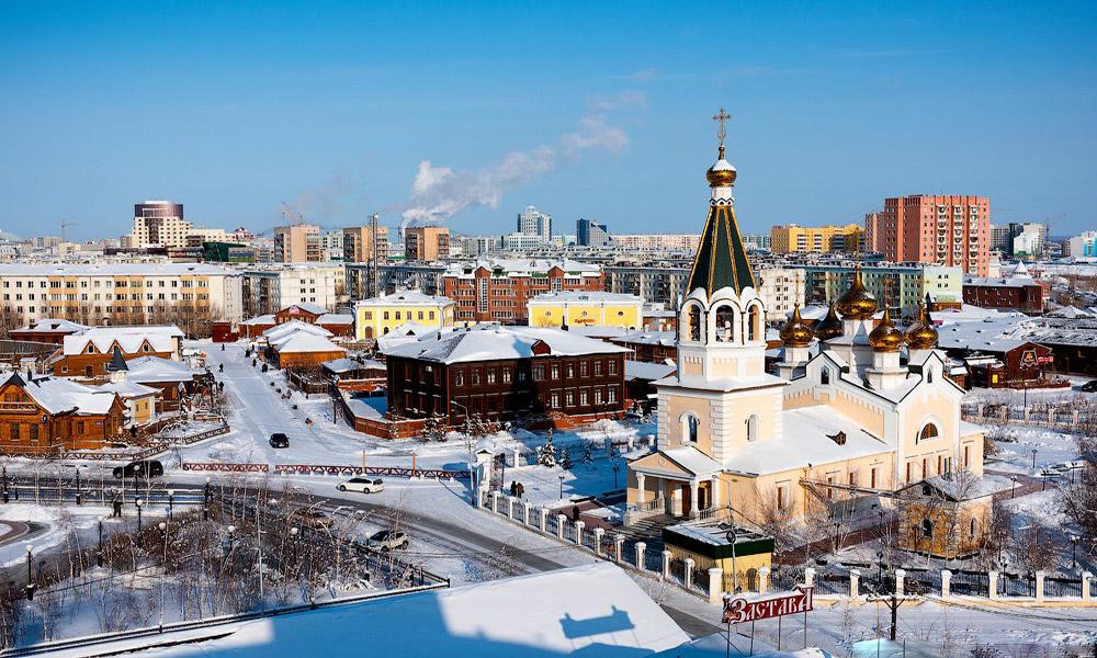 یاکوتسک روسیه