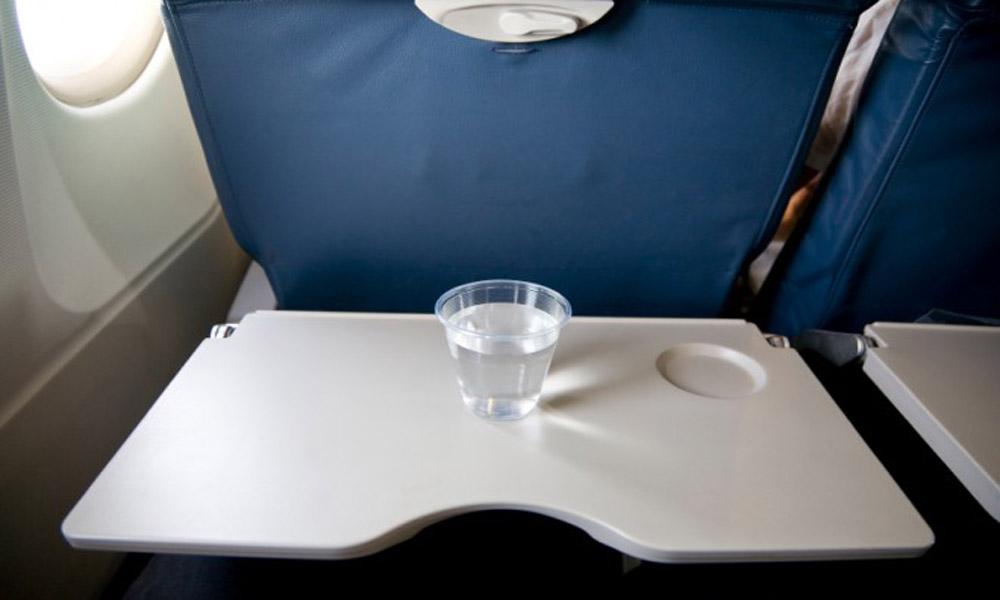 میکروب ها در هواپیما