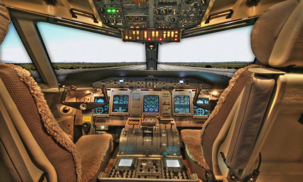 پرواز با هواپیماهای بدون خلبان
