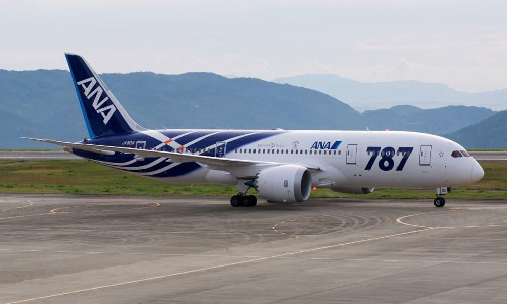 بوئینگ دریم لاینر 787