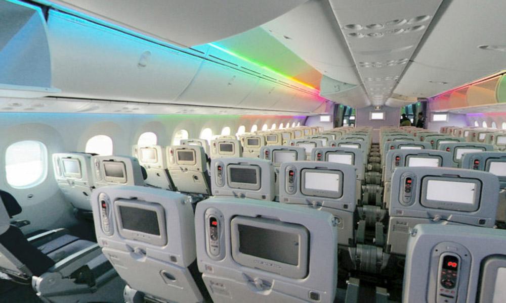صندلی های هواپیمای دریم لاینر